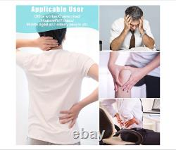 Accueil Ionic Detox Foot Basin Bath Spa Cleanse Machine Health Care Kit De Luxe Noël