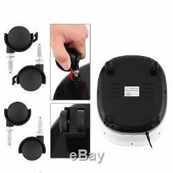 Acevivi Foot Spa Bain De Massage Automatique Massage Rollers Chauffage Soaker Bucket