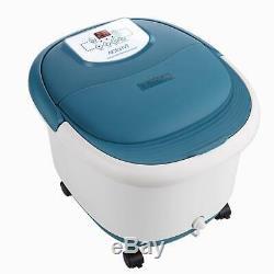 Acevivi Foot Spa Bain De Massage Automatique Massage Rollers Chauffage Soaker Manutenti