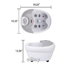 All In One Foot Spa Grand Safest Bain De Massage Withheat Hf bulles Vibration O2 Re