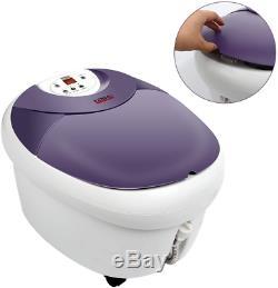 All In One Grand Foot Spa Bain De Massage Avec Le Matériel De Massage Thermique Hf O Vibration