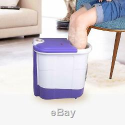 All In One Profond Des Pieds Jambe Baignoire Spa Massage Withmotorized Roulant Massage, Chaleur