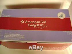 American Girl Doll Bleu Salon Spa Chairsalon Accessoires + Bain De Pieds Et Sons