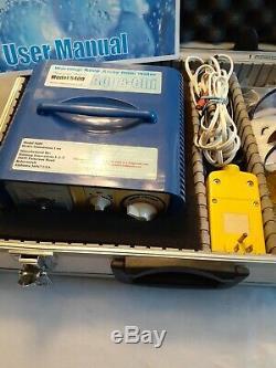 Aqua-chi Modèle De Bain Pro Pieds 5400 Hydo-stimulation Spa Innovations Henning