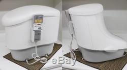 Bain De Pieds Cicatrisant Eh 2862 P-w De Panasonic Steam Foot Spa De Japan F / S