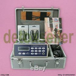 Bain De Pieds Ionique Detox Spa Clean Machine Set + Ceinture Sapin + 2 Rangées