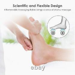 Bain Spa Pour Les Pieds Soaker Avec Bulles De Chaleur Vibration Et Massage Pédicure Massager