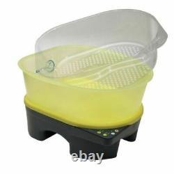 Belava Chauffage Massage Unité Pedicure Bowl Bath Foot Spa Traitements