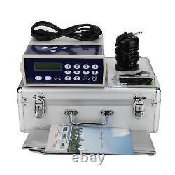 Body Detox Machine Cell Ion Ionic Aqua Foot Bath Spa Chi Cleanse Ceinture Taille