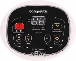 Carepeutic Motorisé Pieds Et Des Jambes Baignoire Spa Massage Kh301hd13