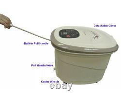 Carpeutic Deluxe Hydrothérapie Massager De Bain Spa Pieds Et Jambes Kh301