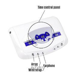 Cell Spa Foot Detox Machine De Bain De Pied Avec Tub Basin Kit Massage Spa Dual Users
