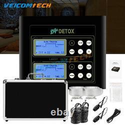 Cell Spa Pied Detox Spa Bain Dual Ionic Pied Baignoire Affichage LCD Numérique Ceinture De Taille