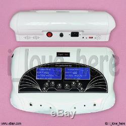 Cellule De Purification Pour Cellules De Spa Pour Bain Avec Double Ionique LCD 2 Kits De Machines D'extrémités 4 Bandes