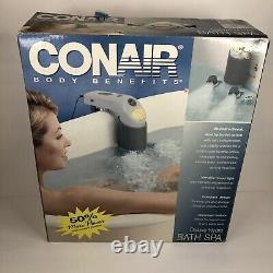 Conair Body Bénéficie Deluxe Hydro Bath Spa