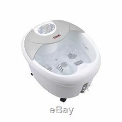 Dans Un Grand Spa Safest Bain Massage Des Pieds Withheat, Les Vibrations Hf, O2 Bubbl