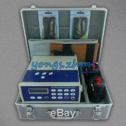 Désintoxication Ionique Spa Bain De Pieds Nettoyer La Machine Set + Sapin Belt + 2 Cadeau Santé Arrays