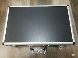 Detox Foot Bath Spa Machine Kit Cell Ion Ionic Aqua Withcase Cleanse Fir Belt LCD