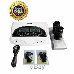 Detox Machine Ion Nettoyer Ionique Detox Bain De Pieds Aqua Spa Cellulaire Massage Footbath