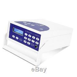 Detox Spa Bain De Machine Kit Cellulaire Négatif Ionique Aqua Cas Cleanse Avec Ceinture
