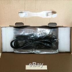 Double Bain De Pieds Ionique Detox Ionic Cleanse Spa Machine + Ceinture De Rayons Infrarouges 110-220v