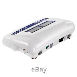 Double Utilisateur Bain De Pieds Home Spa Machine Tool Cellulaire Nettoyer Ionique Detox Écran LCD