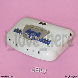 Double Utilisateur Ion Ionique Detox Foot Bath Spa Cellulaire Cleanse Mp3 + 2 Tableaux Vie Santé