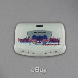 Double Utilisateur Ionique Bain De Pieds Spa Pieds Aqua Detox Cellulaire Nettoyer La Machine Avec 4 Tableaux