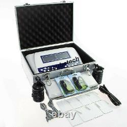 Dual Ionic Cell Spa Foot Detox Advanced Machine Avec Bassin Tens Pads Fda Ce Nouveau