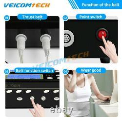 Dual User Foot Baignoire Machine Ionic Foot Spa Cell Cleanse Machine LCD Detox Santé
