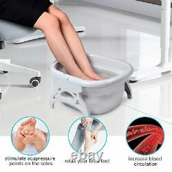 Dual User Ionic Detox Foot Spa Machine Tub Kit With Arrays Infrared Belts Accueil