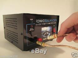 Dyna-chi Ultra Pro Plus 2 Arrays Nettoyer Le Bain De Pieds Pour Le Spa Ion Ion Detox