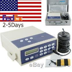 États-unis Ionique Cellulaire Professionnel Ion Detox Spa Bain De Chi Nettoyer La Machine + Case