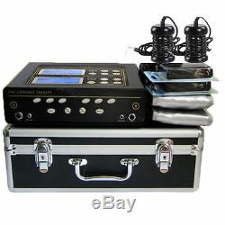 Fda Double Utilisateur Bain De Pieds Spa Ionique Machine De Désintoxication Cellulaire Nettoyer Withlcd + 5 + Modes Ceintures