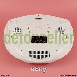Foot Detox Machine Ion Foot Bath Spa Cellulaire Nettoyer Et Thérapie Tapis De Massage Ceinture De Sapin