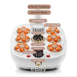 Foot Spa Bain Numérique De Massage Thérapie De Chauffage Vibration Relax Pédicure Bubble