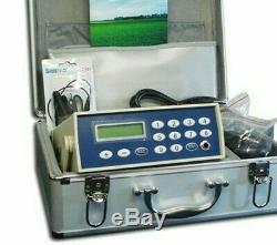 Foot Spa Detox Ionique Aqua Spa Bain De Pieds Cellulaire Non Utilisée Open Box