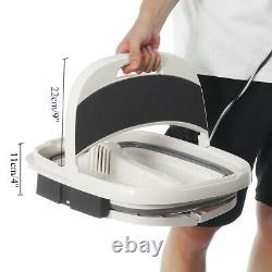 Foot Spa Massager Pedicure Footspa Vibrant Wet Bath Massage Soothing Uk Au1