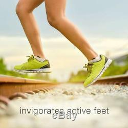 Foot Spa Pédicure Eau Chaude Baignoire De Massage Bain Tremper Les Pieds Relaxez Chaleur Led Cascade