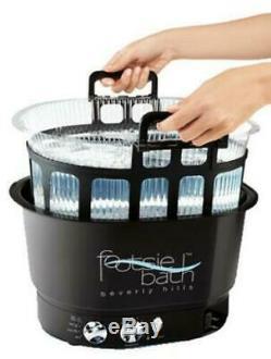 Footsiebath Pédicure Spa Système Liner À Usage Unique Footsie Bain De Pieds Spa Nails