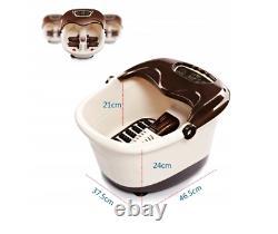 Gateway Pied Spa Masseur D'eau Massage Pieds Machine Relief Relax Bain Bulle