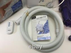 Homedics Bubble Spa Plus Baignoire Électronique Avec Télécommande (bmat-250)