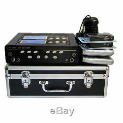 Hot LCD Double Ion Spa Pied Detox Machine LCD Et Ceintures De Sapin 5 Modes De Nettoyage Ionique