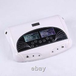 Hot Selling Double User Fir Belt LCD Ionic Detox Ion Foot Bath Spa Cleanse Machine