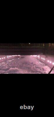 Incroyable 17 Pieds Pieds Nus Swim Spa Exercice Piscine Hydrothérapie Bain À Remous En Fibre De Verre