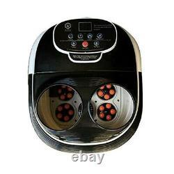 Intexca Automatique Multifonction Massage Pied Spa Santé Bain De Massage Pied Avec