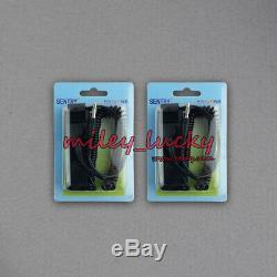 Ion Double Cellule De Désintoxication Ionique Spa Bain De Pieds Nettoyer La Machine Avec Écran LCD Et Casques D'écoute