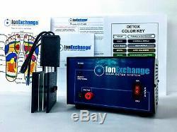 Ionexchange Detox Bain De Pieds Ionique Foot Detox Spa Nettoyer La Machine Livraison Gratuite