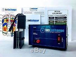 Ionexchange Detox Bain De Pieds Ionique Pied Detox Spa Nettoyer La Machine Livraison Gratuite