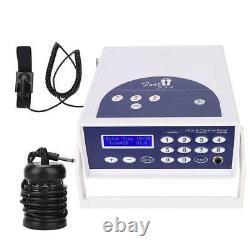 Ionic Detox Foot Basin Bain Spa Nettoyer Machine Array Soins De Santé Us